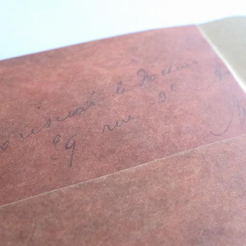 Konvolut vintage brown bag